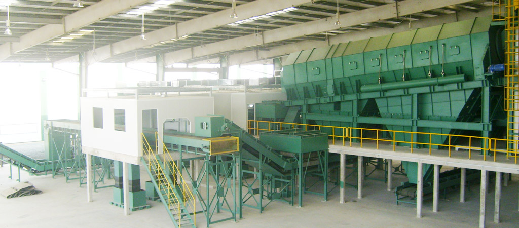 Waste Screening Efficiency and Its Influencing Factors